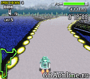 F-Zero for Game Boy Advance