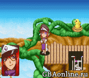 Galaxy Angel Game Boy Advance – Moridakusan Tenshi no Full Course Okawari Jiyuu