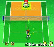 Mario Tennis – Power Tour