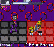 Megaman Battle Network 6 – ShadowRock Patch