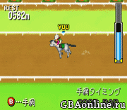 Narikiri Jockey Game – Yuushun Rhapsody