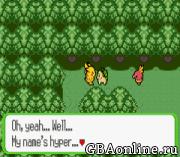 Pokemon Ruby Destiny Rescue Rangers